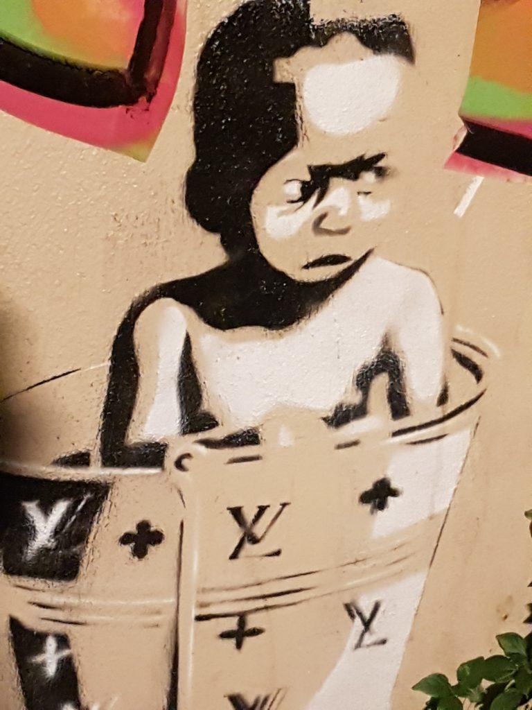 Montmartre street art