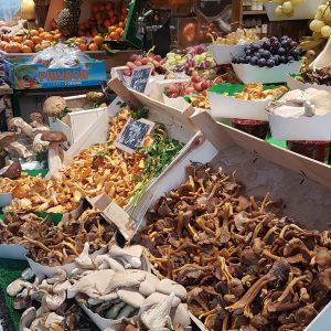 Market Day On Rue Ordener