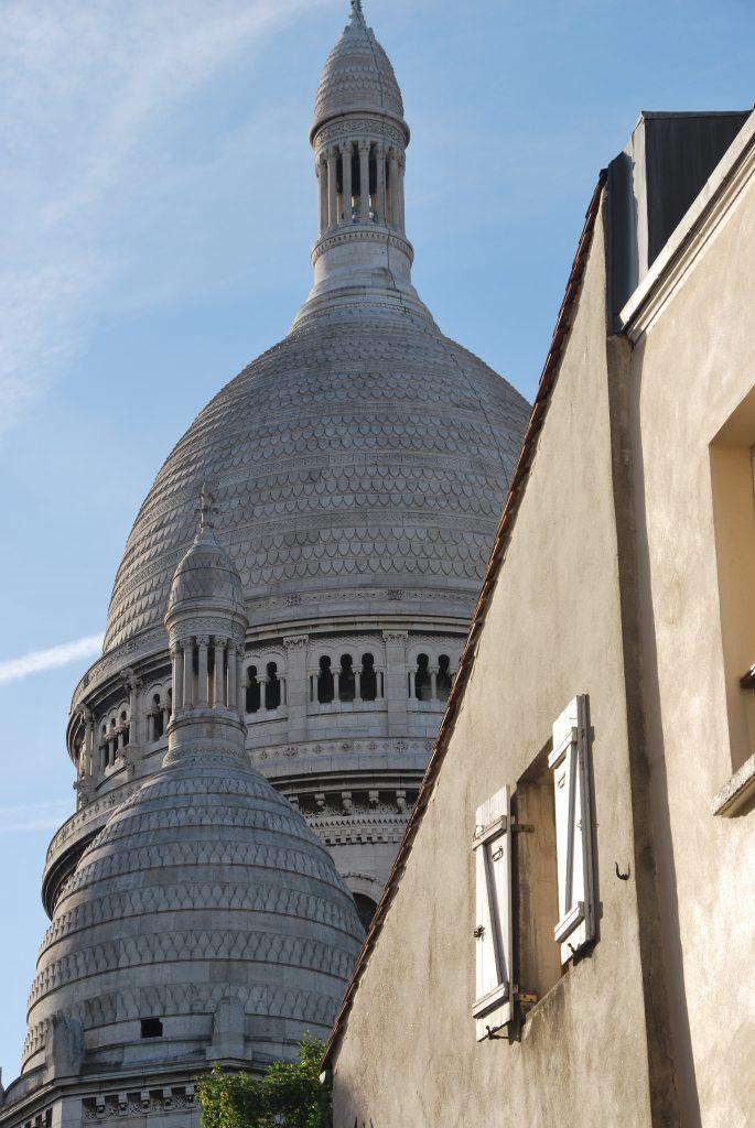 #MontmartreMeditation