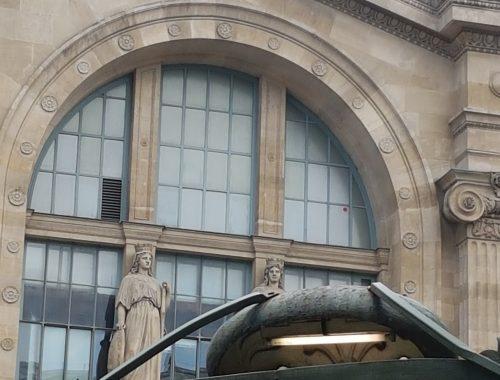 A Gare Du Nord Facelift