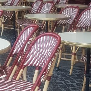 The French Cafe: An Endangered Species?